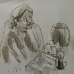 Chuyện của phố – Bà lão bán nước