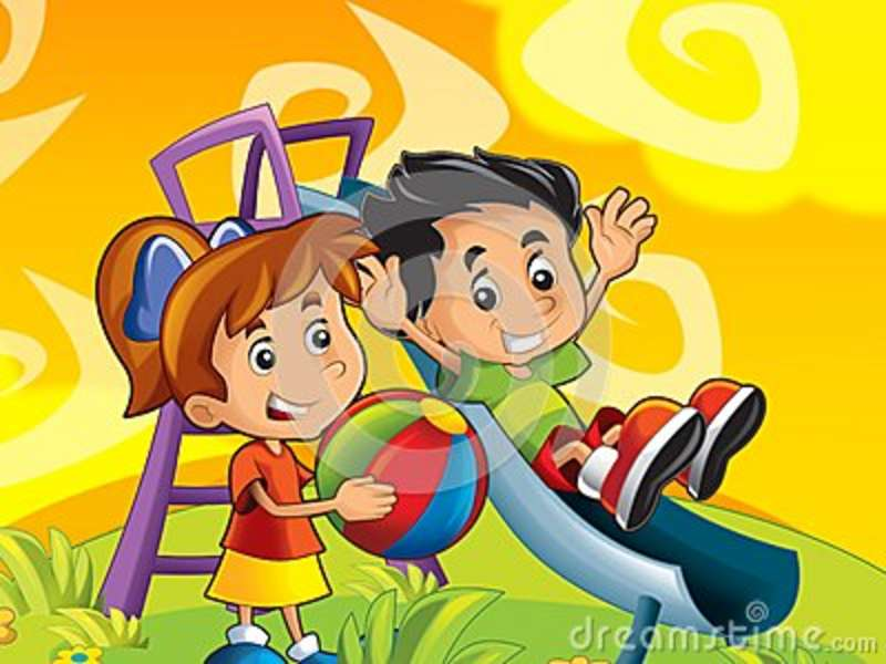 cartoon-kids-playing-28975024