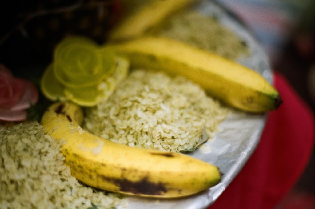 com and bananas